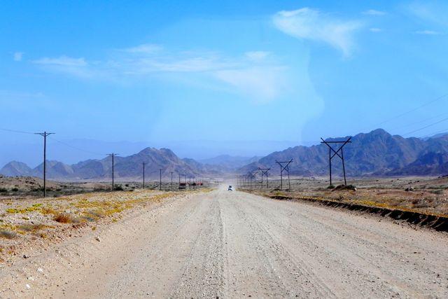 55aWeg nach Namibia