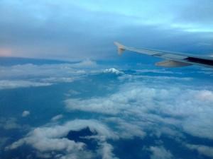 Flug nach Quito