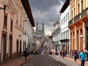 Quito Innenstadt