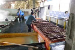 31 Zuckerrohrkochen