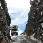 52 Portachuelo-Durchfahrt