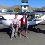72 Nazca-Flug