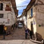 80 Cuscos Strassen