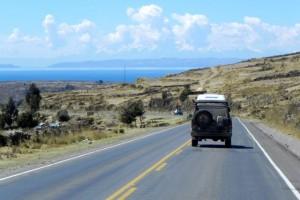 94 auf dem Weg nach La Paz