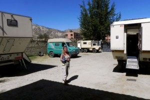 4 Camp im hotel Oberland