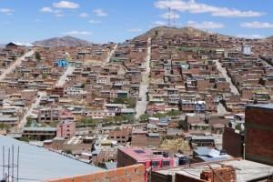 19Arbeiterhäuser in Potosi