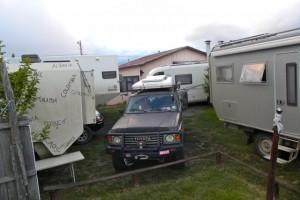 22 Campin Puerto Natales