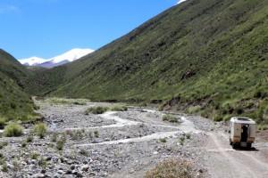 Richtung Abra del Acay