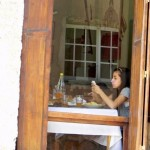 Essen in Humahuaca
