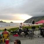 20 Strandmusik kurz vor Rio…