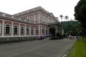 51 Kaiser-Residenz in Petropolis