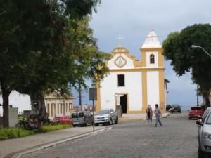 55 Kirche in Arraial