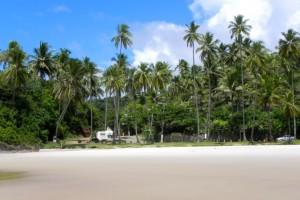 67 Camping bei Itacare