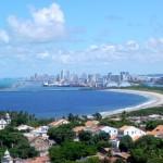 Sicht auf Recife
