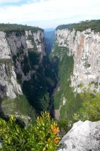 Canyon de Itambezinho