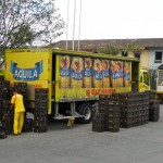 auch Kolumbien trinkt Bier