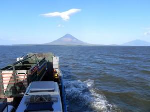 Fähre zur Ometepe-Insel