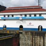 Gatunschleuse am Panamakanal