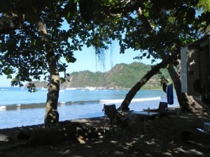 Playa Herraduria