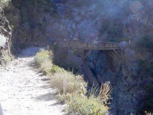 Brücke nach Real de Catorce