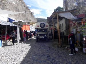 Markt in Real de Catorce