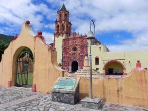 Franziskanermission Landa de Matamoros