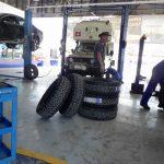 neue Reifen
