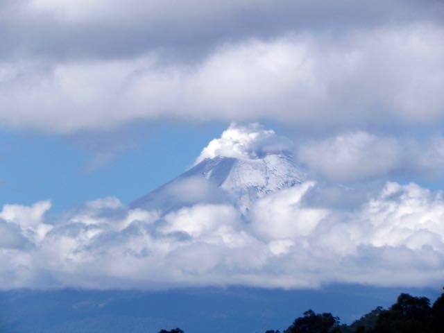 Vulkan Popocatepetl