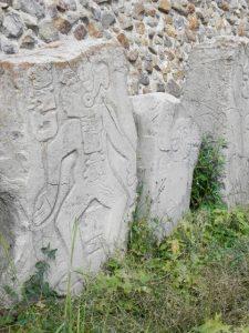 monte-alban-gravur