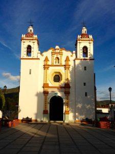 Kirche bei Tule
