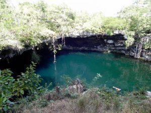 Cenote Kiken