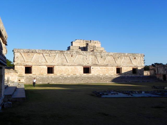 uxmal-palast