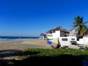 Stellplatz Puerto Escondido
