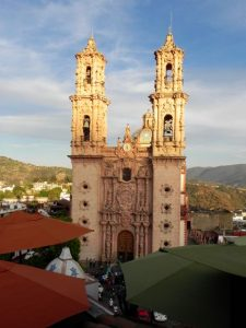 Taxco Kathedrale