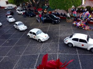 Taxco Plaza Käfer-Taxis
