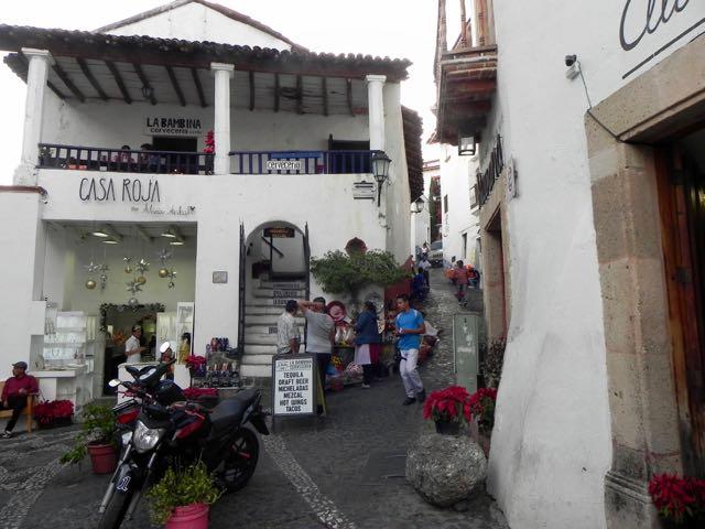 Gassen von Taxco