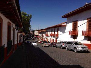 Srassen in Patzcuaro