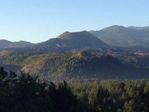 Vulkangegend Paricutin