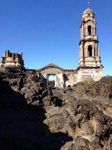 Kirche von San Juan in m Lavastrom