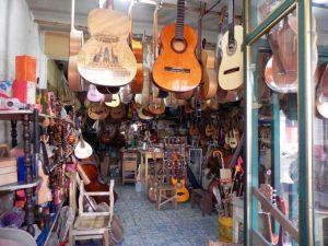 Gitarrenshop