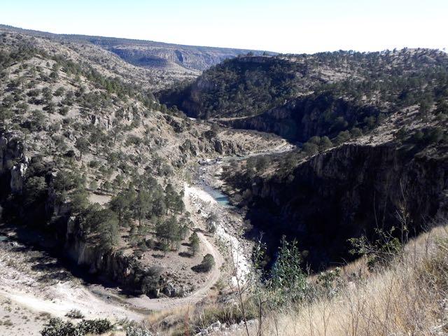 kurz vor Durango