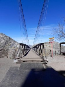 Ojuela-Brücke