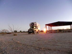 Camping Biosfera Mapimi