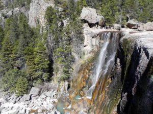Cusarare Wasserfall