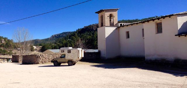 Missionskirche Cusarare