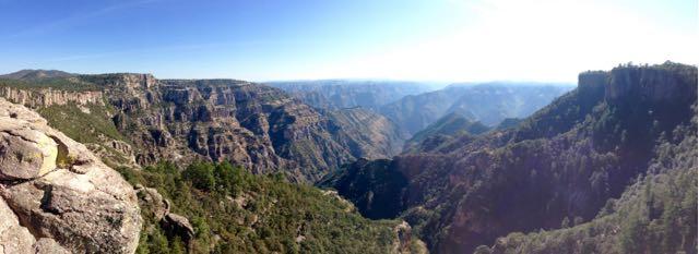 Aussichtspunkt Divisadero