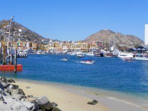 im Jachthafen von Cabo San Lucas