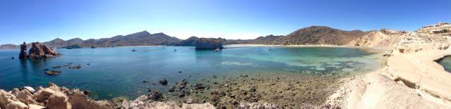 San Basilio Bucht