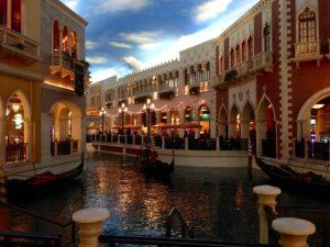 Venedig lässt grüssen...