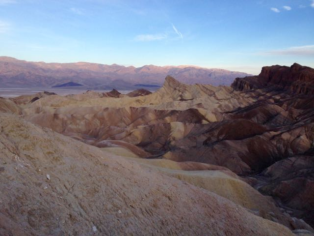 Zabriskies Point